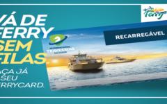 Para maior comodidade dos usuários, Ferry Boat cria o 'ferrycard'; entenda como funciona