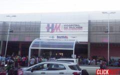 Hospital da mulher inicia hoje atendimento às pacientes