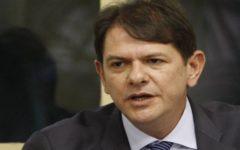 Ex-ministro Cid Gomes se torna réu por improbidade