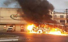 Acorda governador! Incêndios em Simões Filhos fazem ônibus serem recolhidos 7h mais cedo