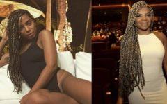 Anitta muda visual na Bahia e é comparada a Ludmilla