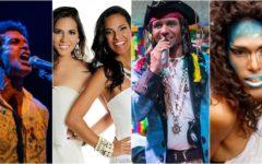 Confira a agenda de shows para esta sexta-feira (17) em Salvador
