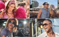 Confira as atrações de todos os circuitos do Carnaval para esta quinta-feira (23)