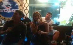 Veja vídeo: Ivete Sangalo surpreende e canta em barzinho do Rio Vermelho