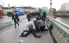 Ataque terrorista em Londres deixa 4 mortos e 20 feridos