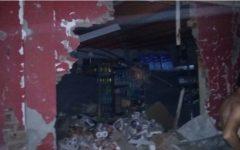 Veja vídeo: Tiroteio e explosões deixam agências, lojas e casas destruídas em Irecê